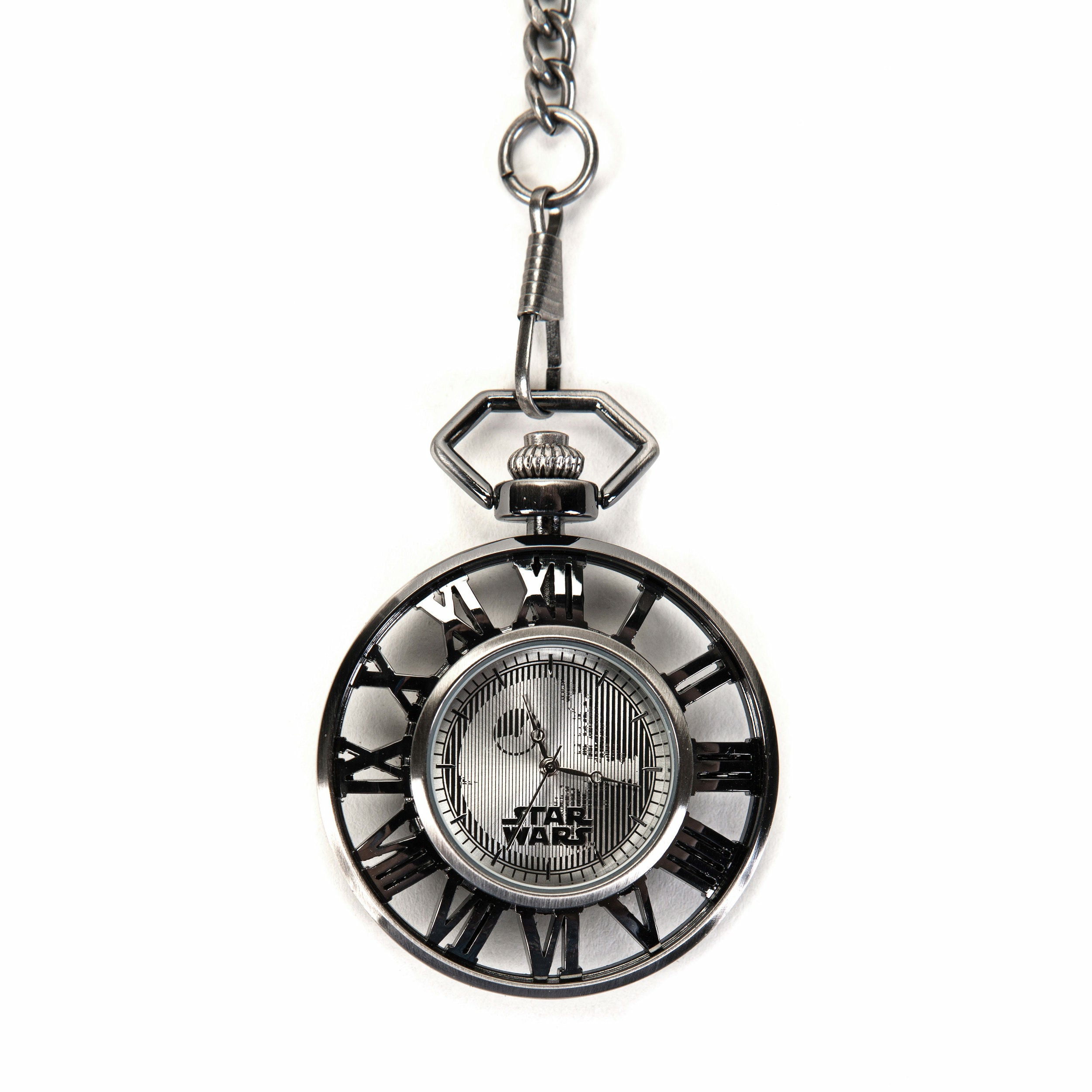 Star Wars Death Star Pocket Watch