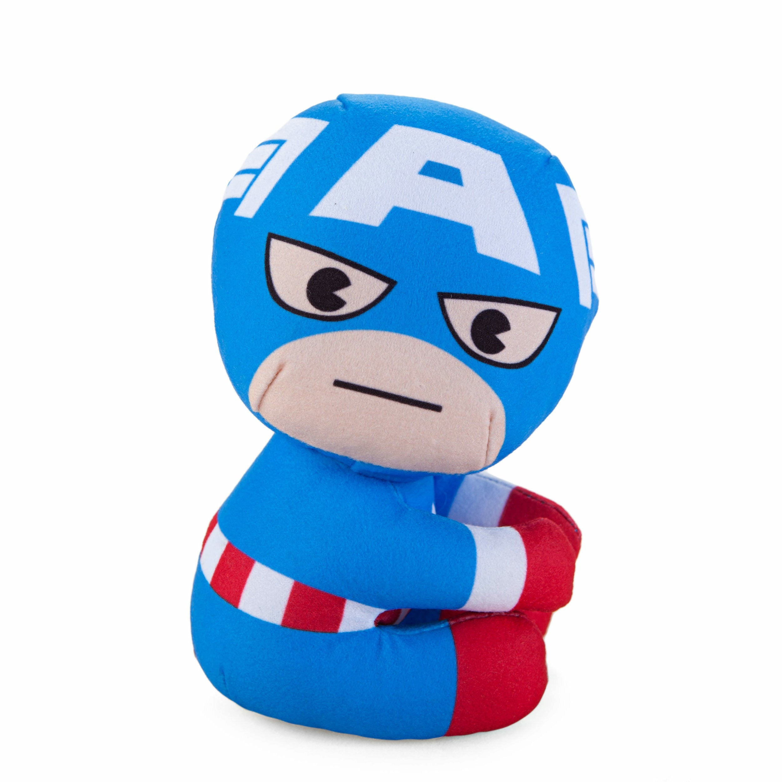 Marvel Captain America 5 inch Kawaii Art Collection Plush Toy