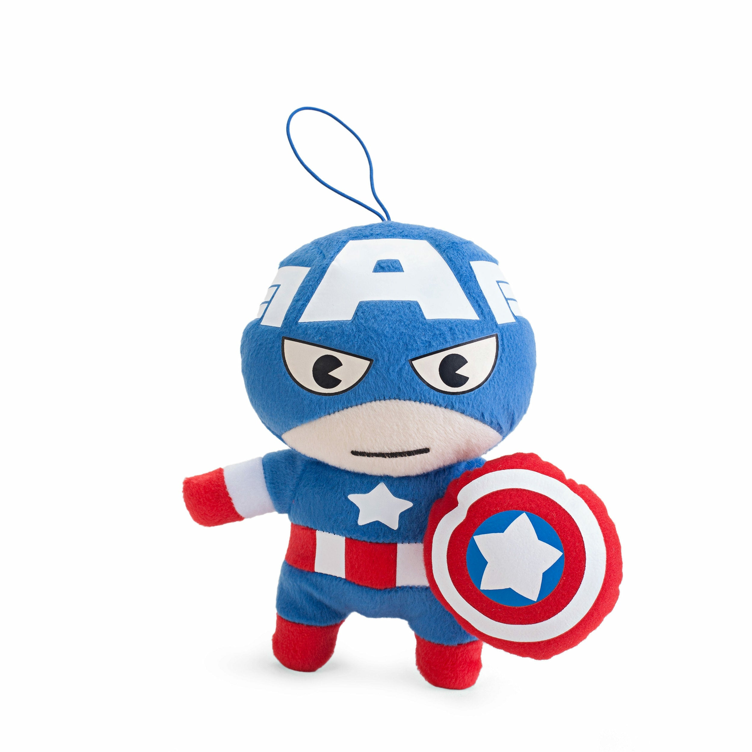 Marvel Captain America 7 inch Kawaii Art Collection Plush Toy