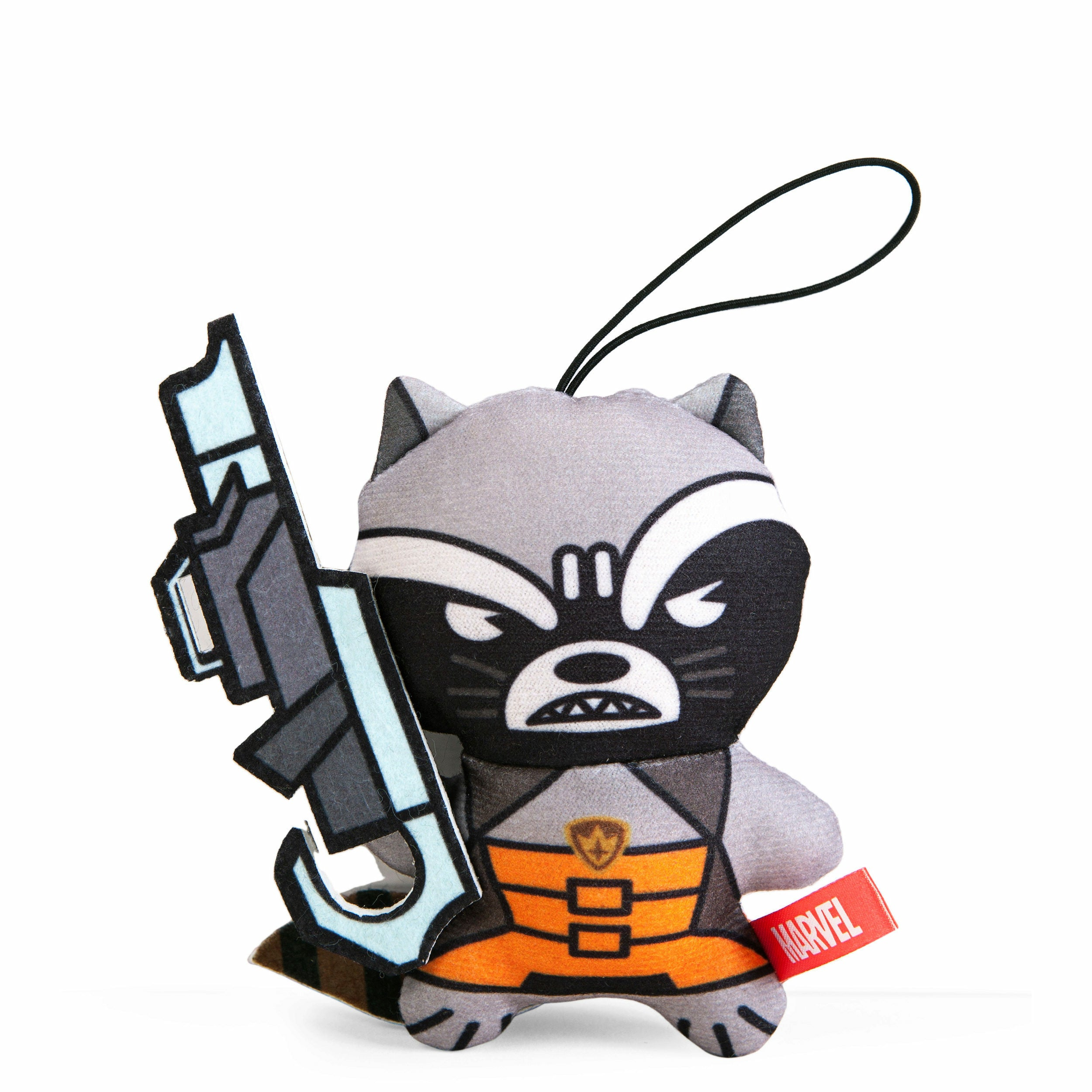 Marvel Rocket Kawaii Art Collection Plush Toy