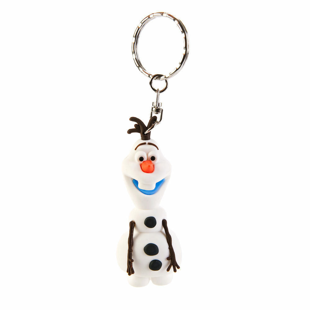 Disney Frozen Olaf PVC Figural Key Ring