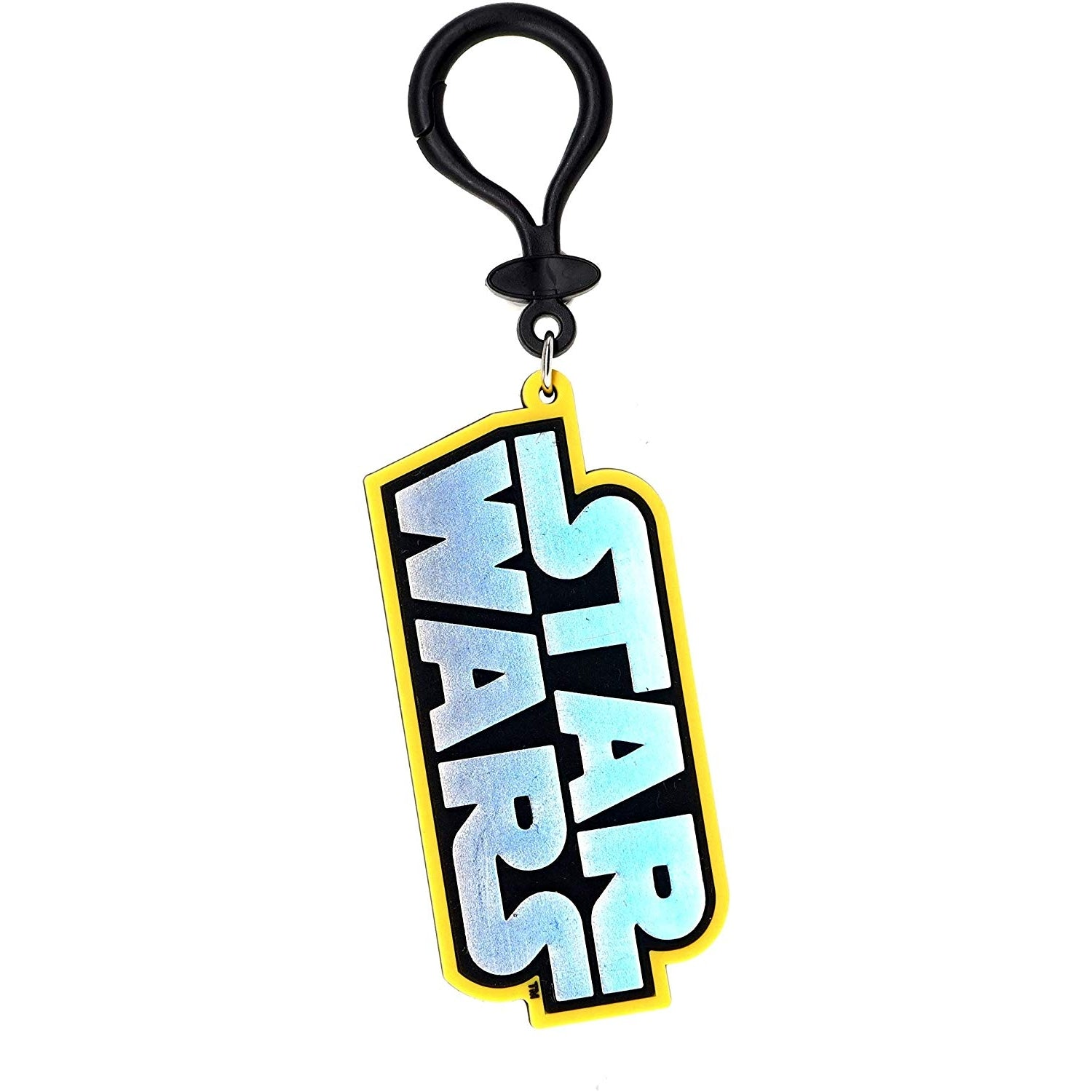 Star Wars Logo Soft Touch Bag Clip