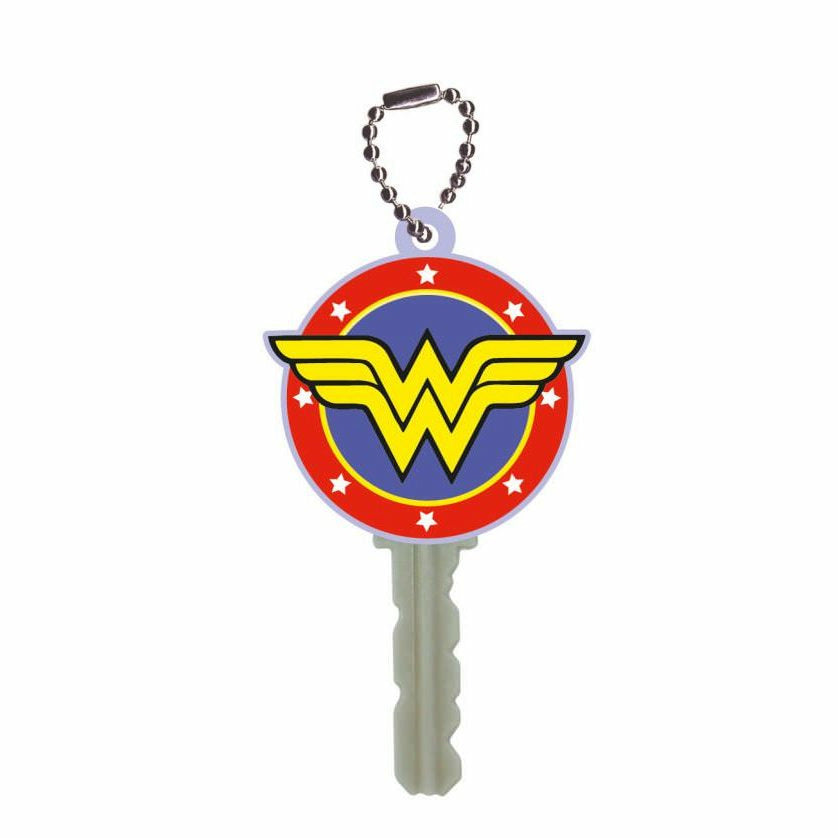 DC Wonder Woman Logo Key Holder Keycap