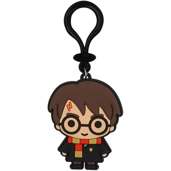 Harry Potter Soft Touch Bag Clip