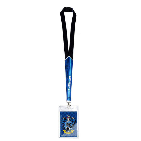 Harry Potter Ravenclaw Crest ID Badge Lanyard