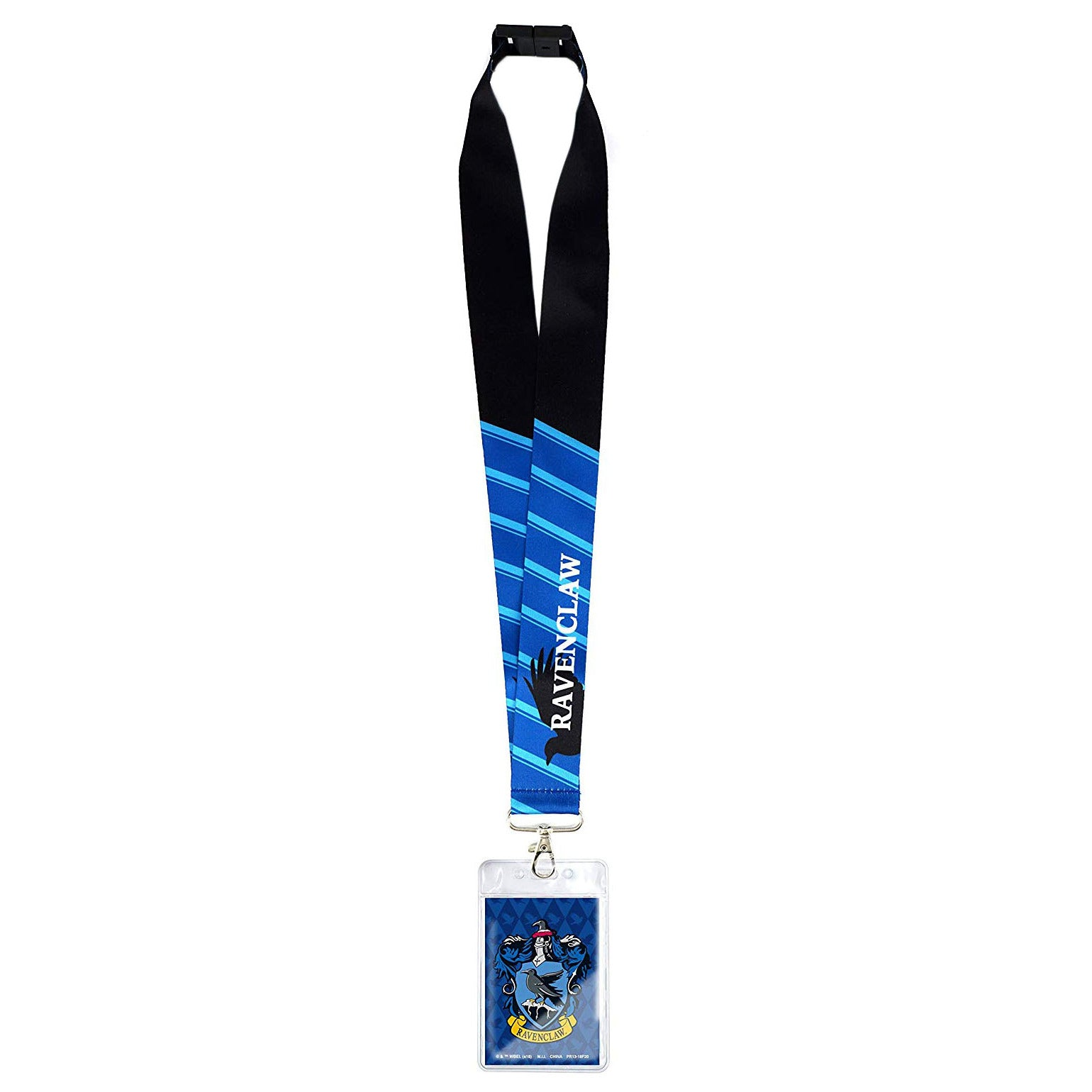 Harry Potter Ravenclaw Deluxe ID Badge Lanyard