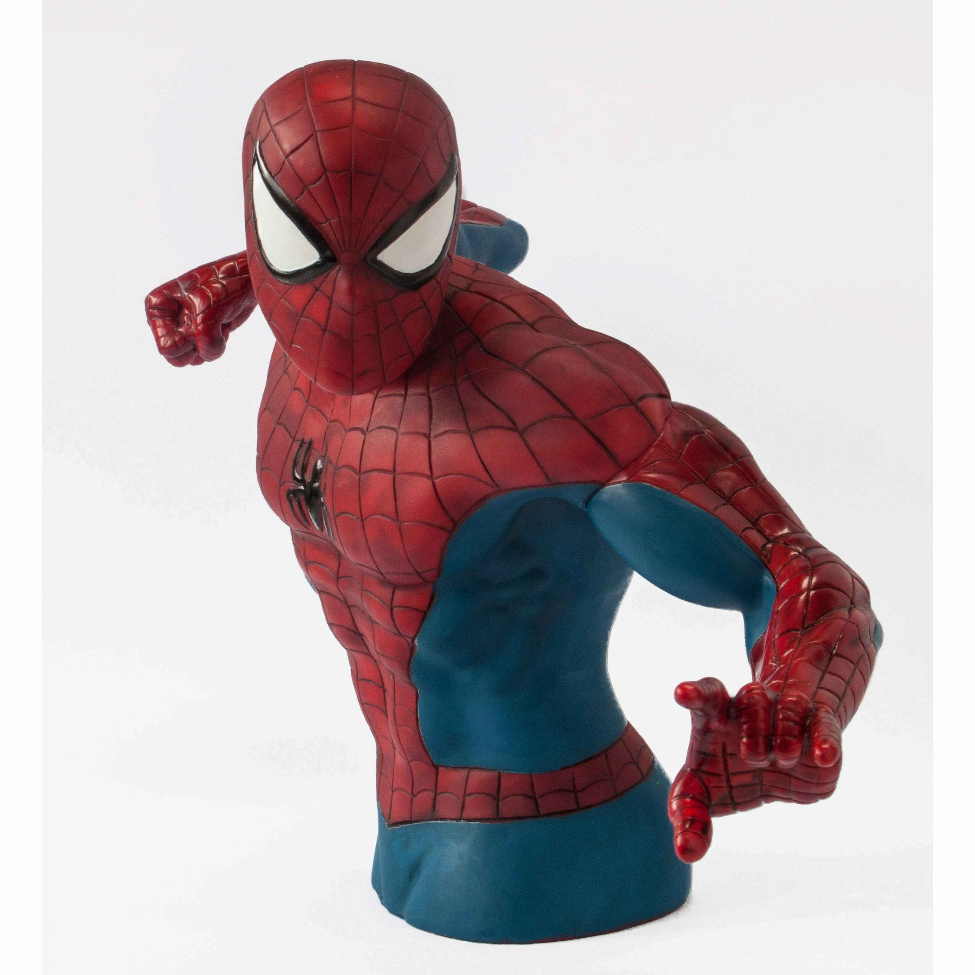 The Amazing Spider-Man Bust Bank