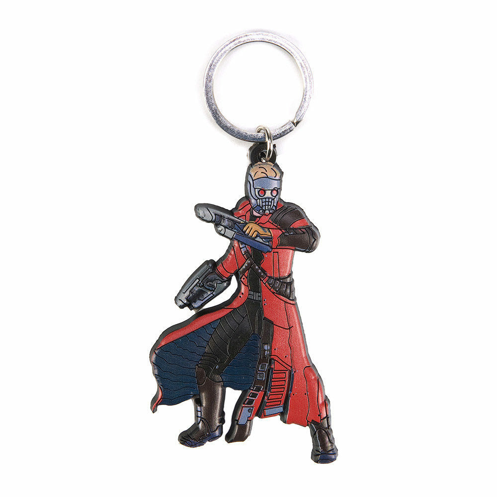 Marvel Guardians of the Galaxy Star-Lord Soft Touch PVC Keychain