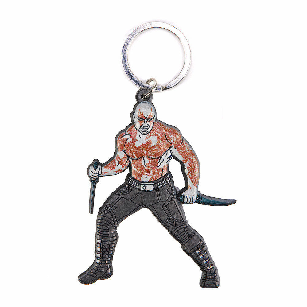 Marvel Guardians of the Galaxy Drax Soft Touch PVC Keychain