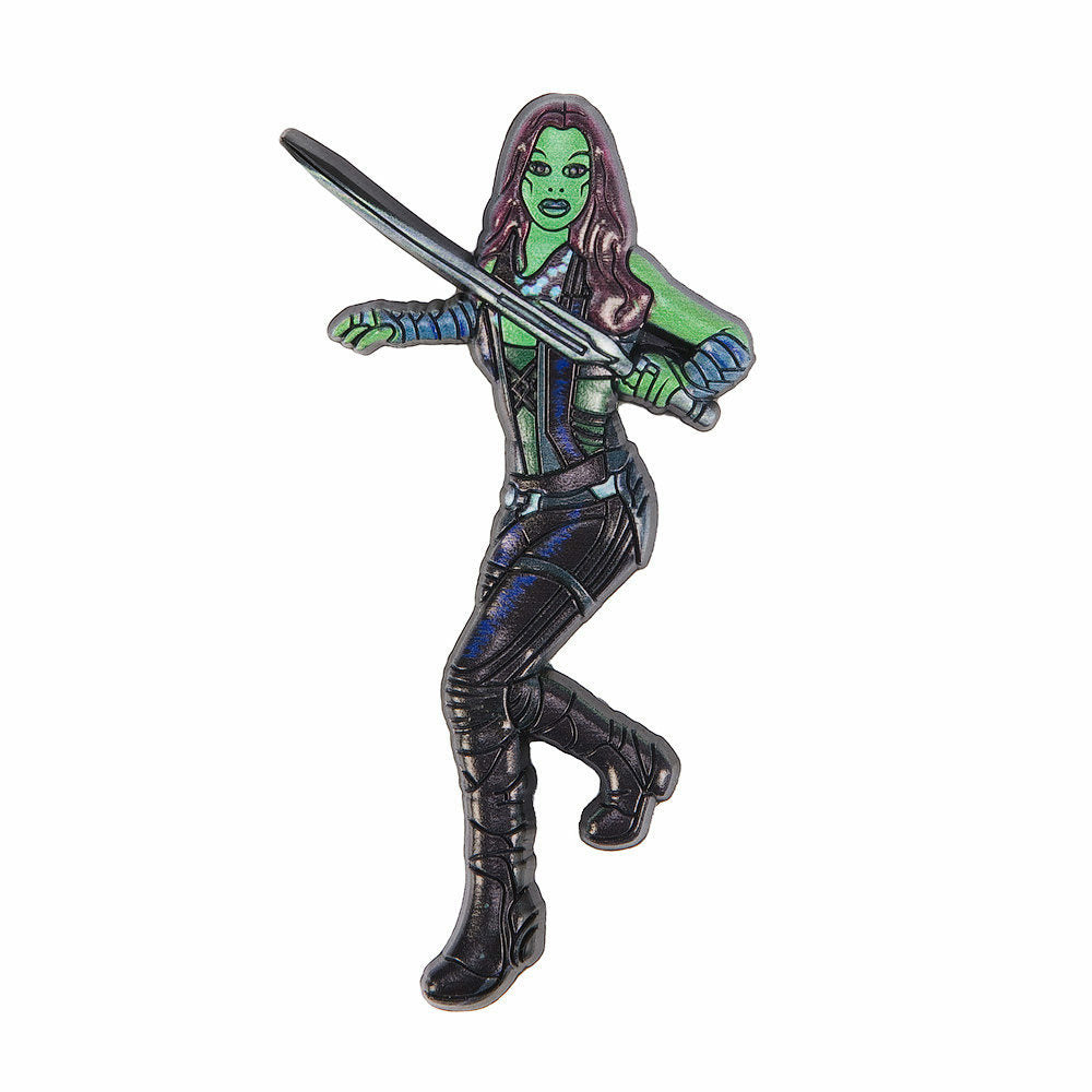 Marvel Guardians of the Galaxy Gamora Soft Touch PVC Magnet