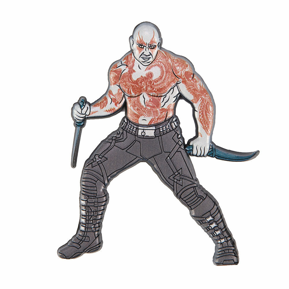 Marvel Guardians of the Galaxy Drax Soft Touch PVC Magnet