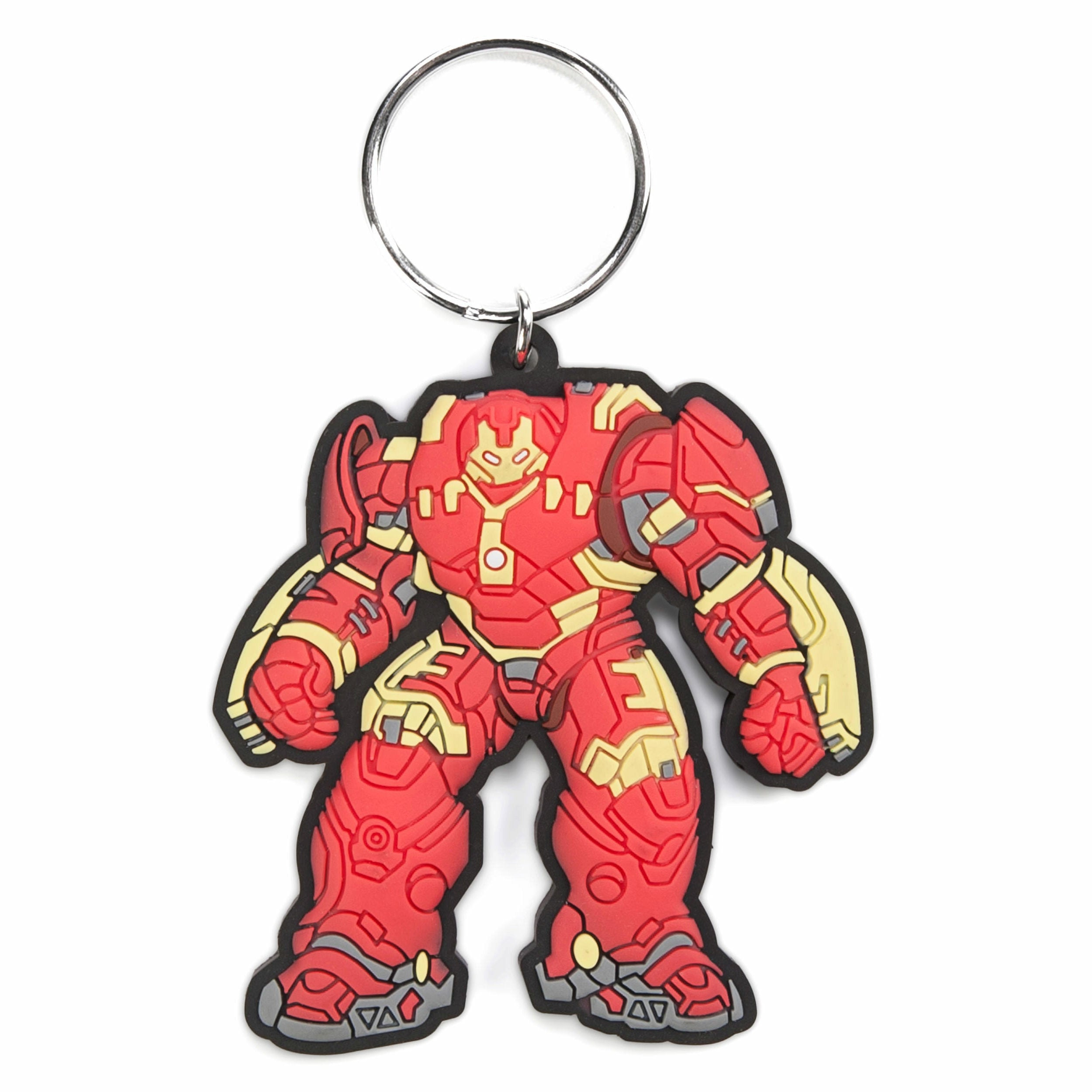 Marvel Avengers Hulkbuster Soft Key Ring