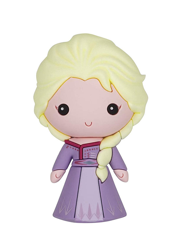 Frozen 2 Elsa in Dress 3D Magnet