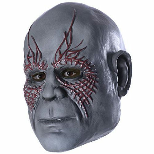 Marvel Guardians of the Galaxy Drax The Destroyer Child Mask