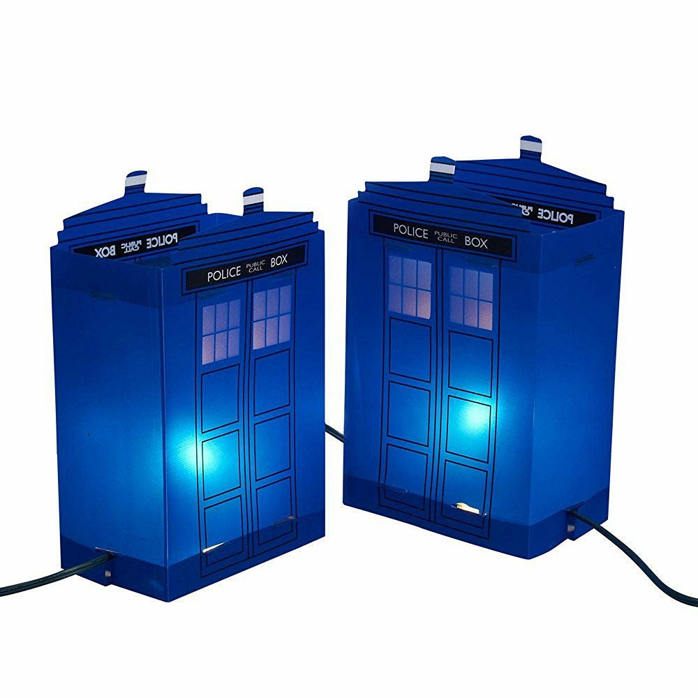 Doctor Who Luminary Lawn Decor