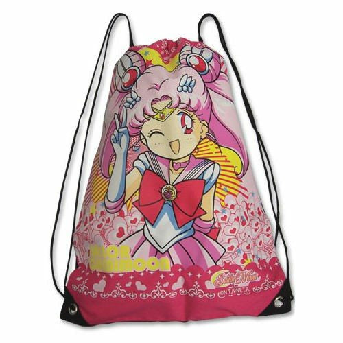 Sailormoon S Chibimoon Drawstring Bag