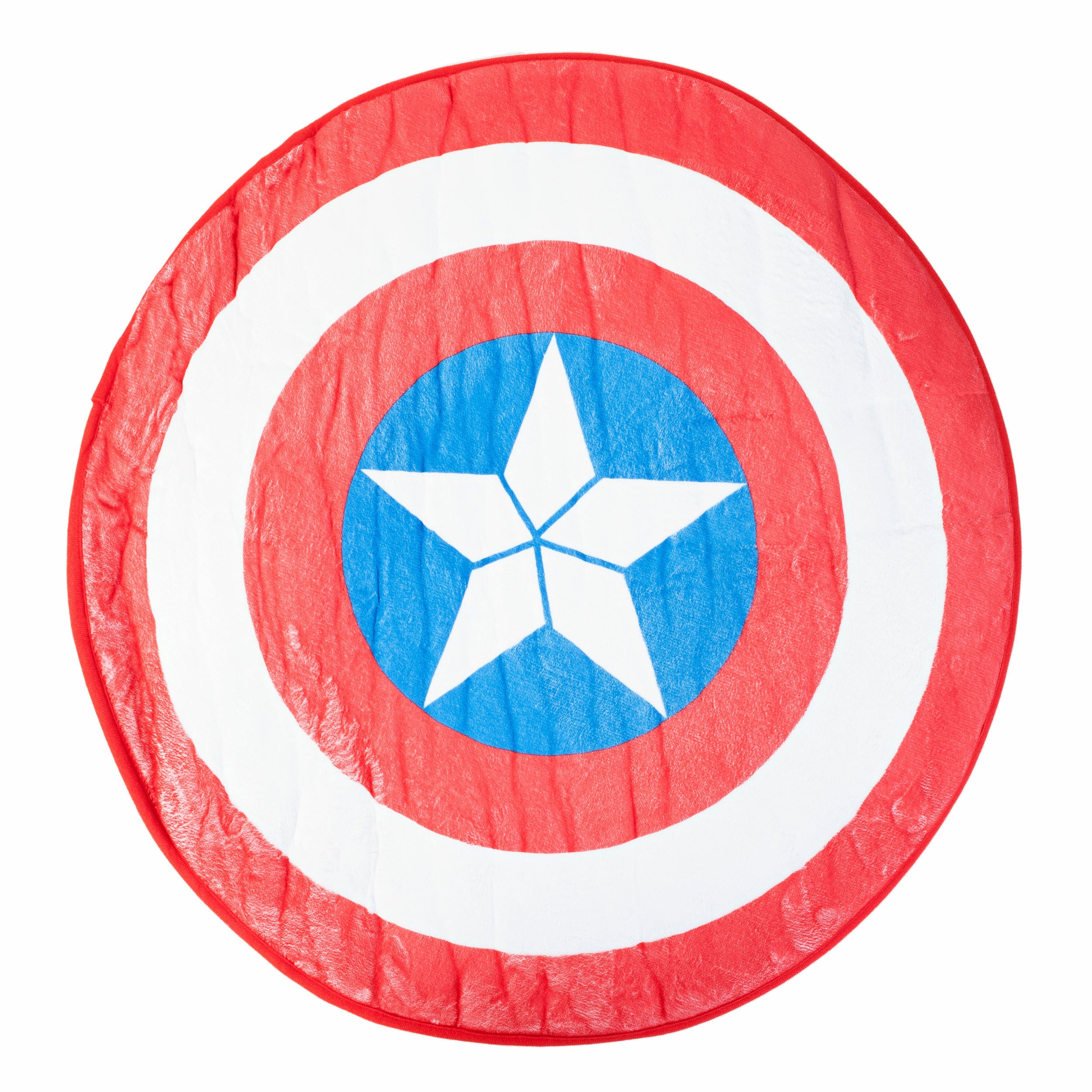 Marvel Captain America Civil War Shield Logo 31.5 Inch Mat
