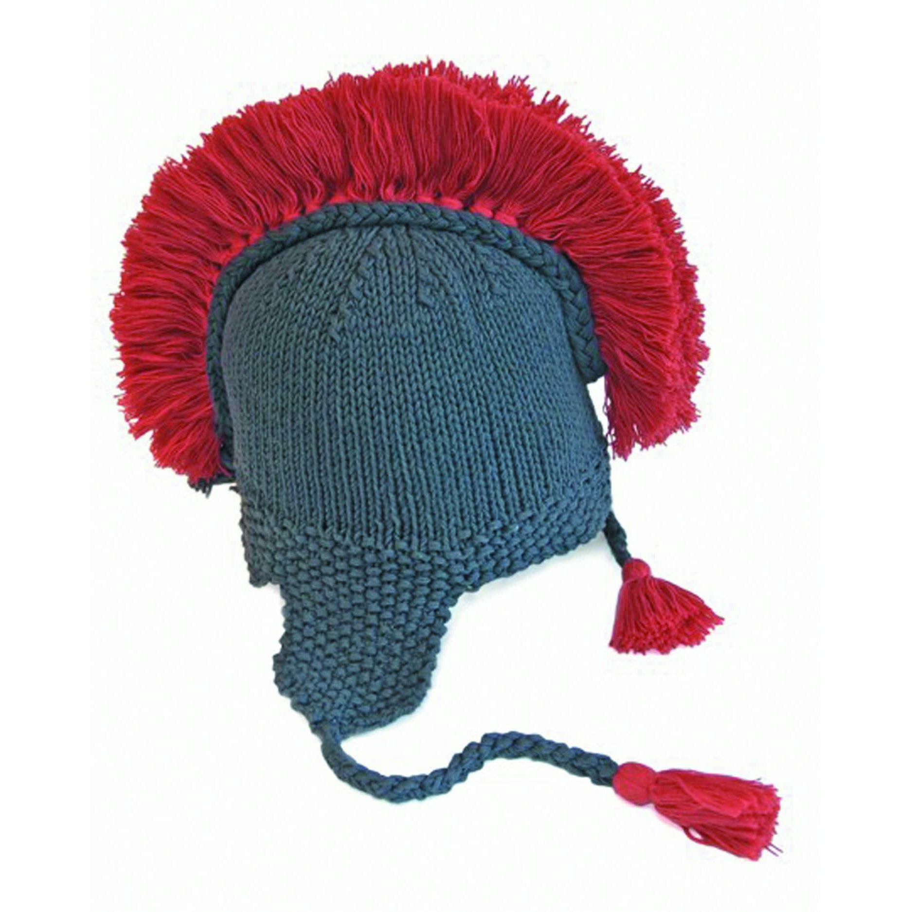 Spartan Helm Iron Knit Cap