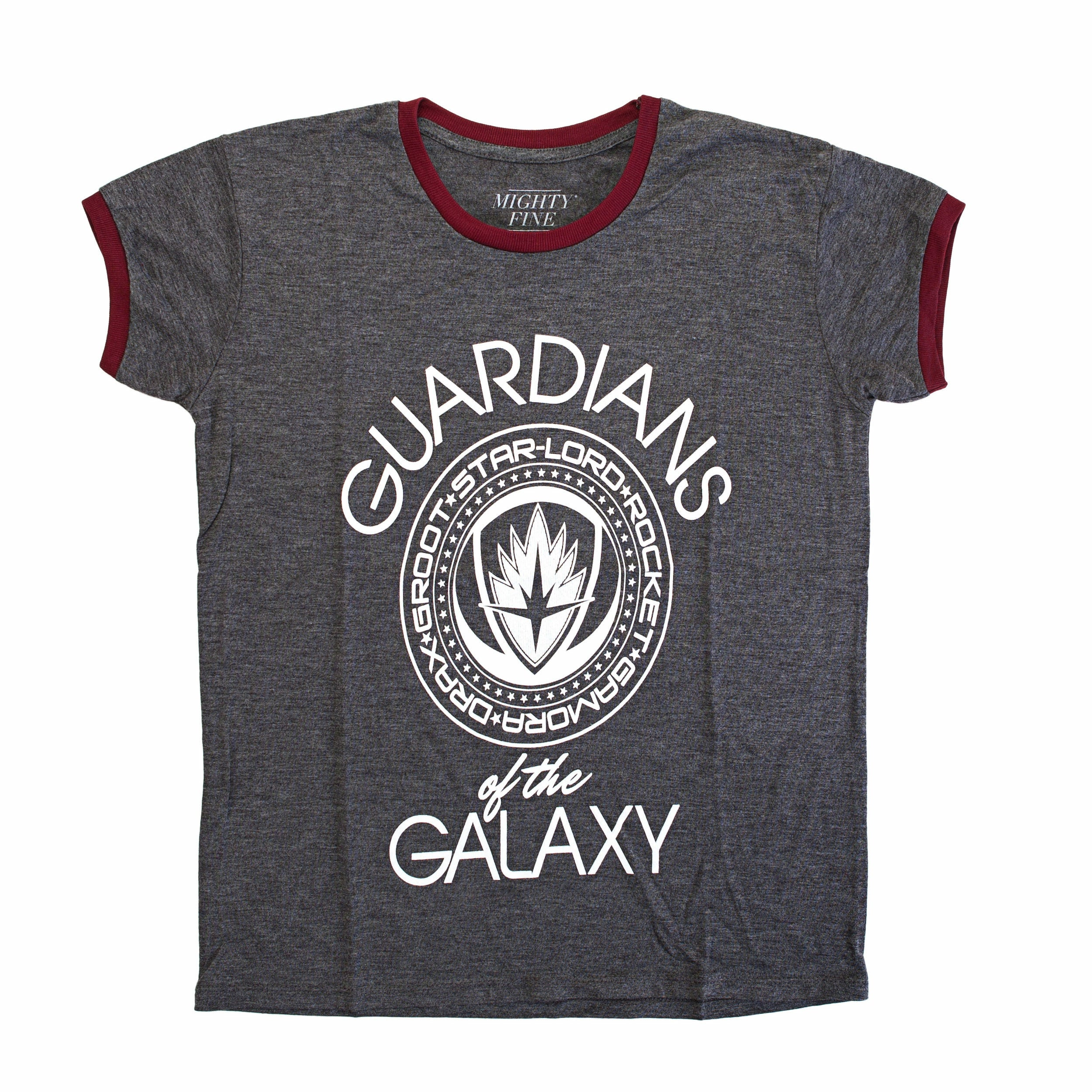Guardians of the Galaxy Vol. 2 Guardian Crest Graphic Juniors T-Shirt