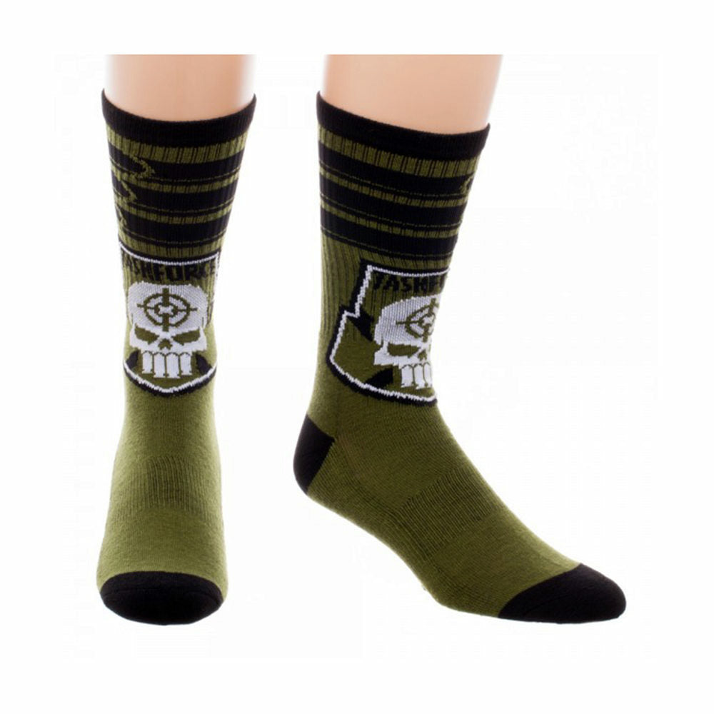 DC Comics Suicide Squad Taskforce X Crew Socks