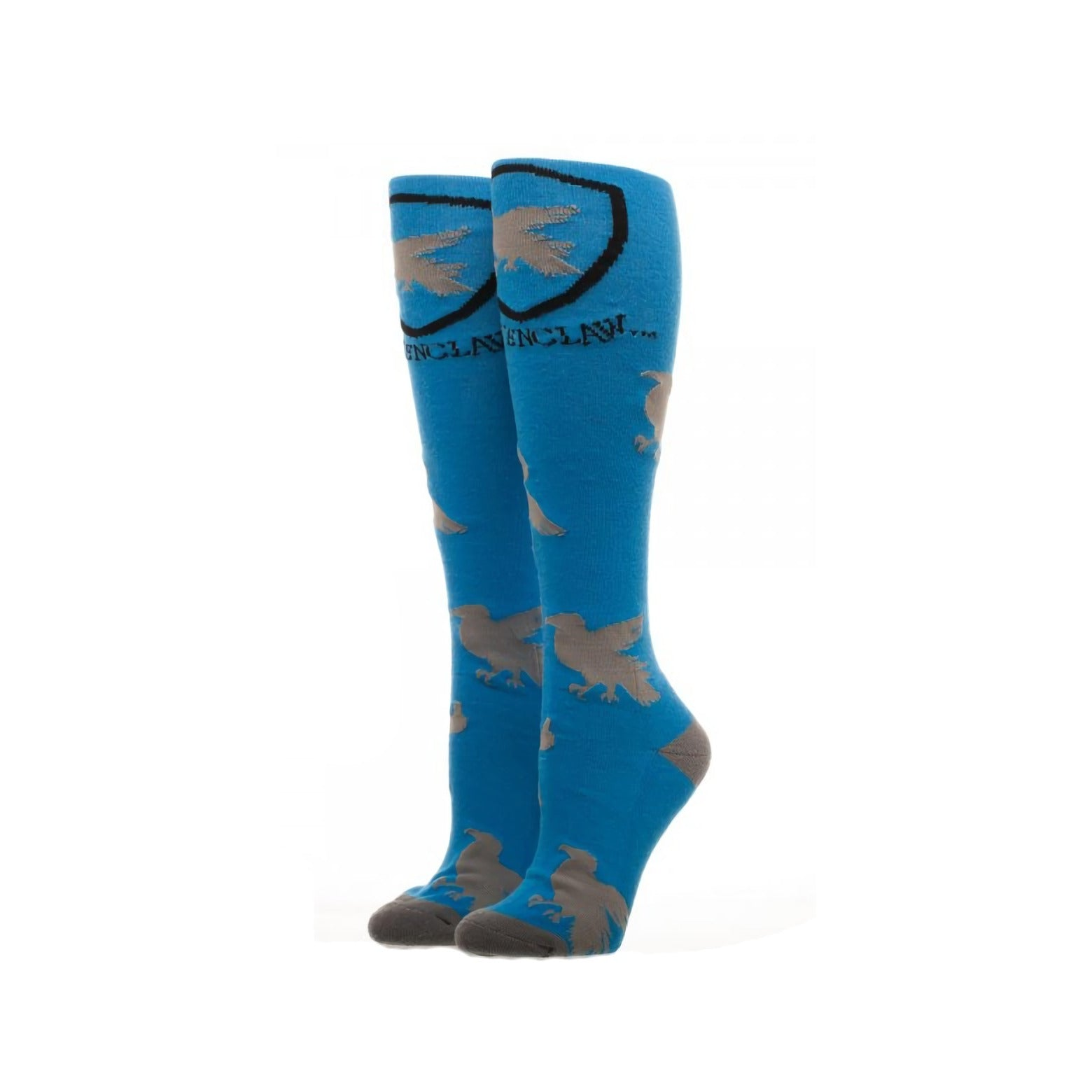 Harry Potter Ravenclaw House Knee High Socks