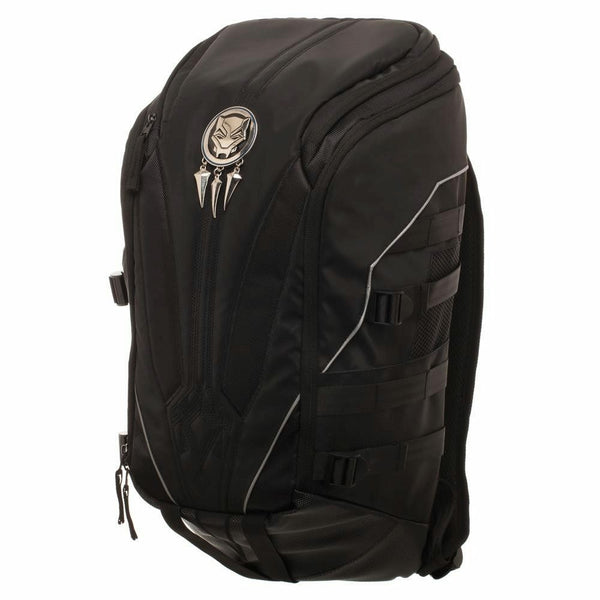 Marvel Black Panther Mixed Material Laptop Backpack