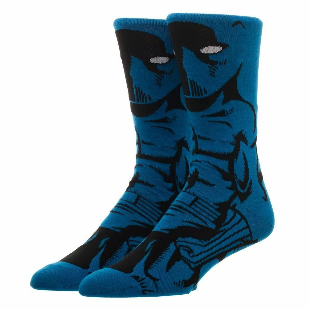 Marvel Black Panther 360 Character Crew Socks