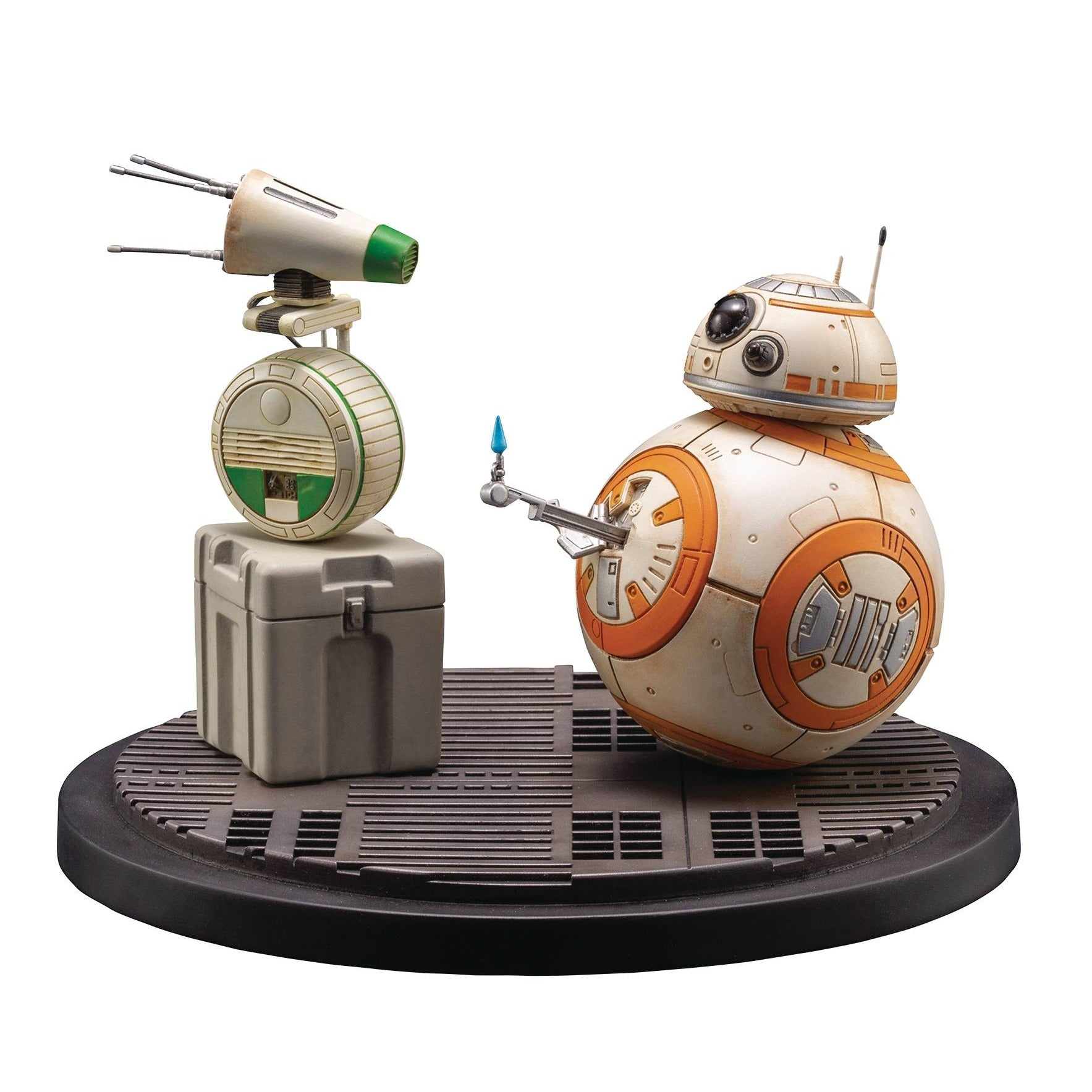 Star Wars D-0 & BB-8 ArtFx+ Statue
