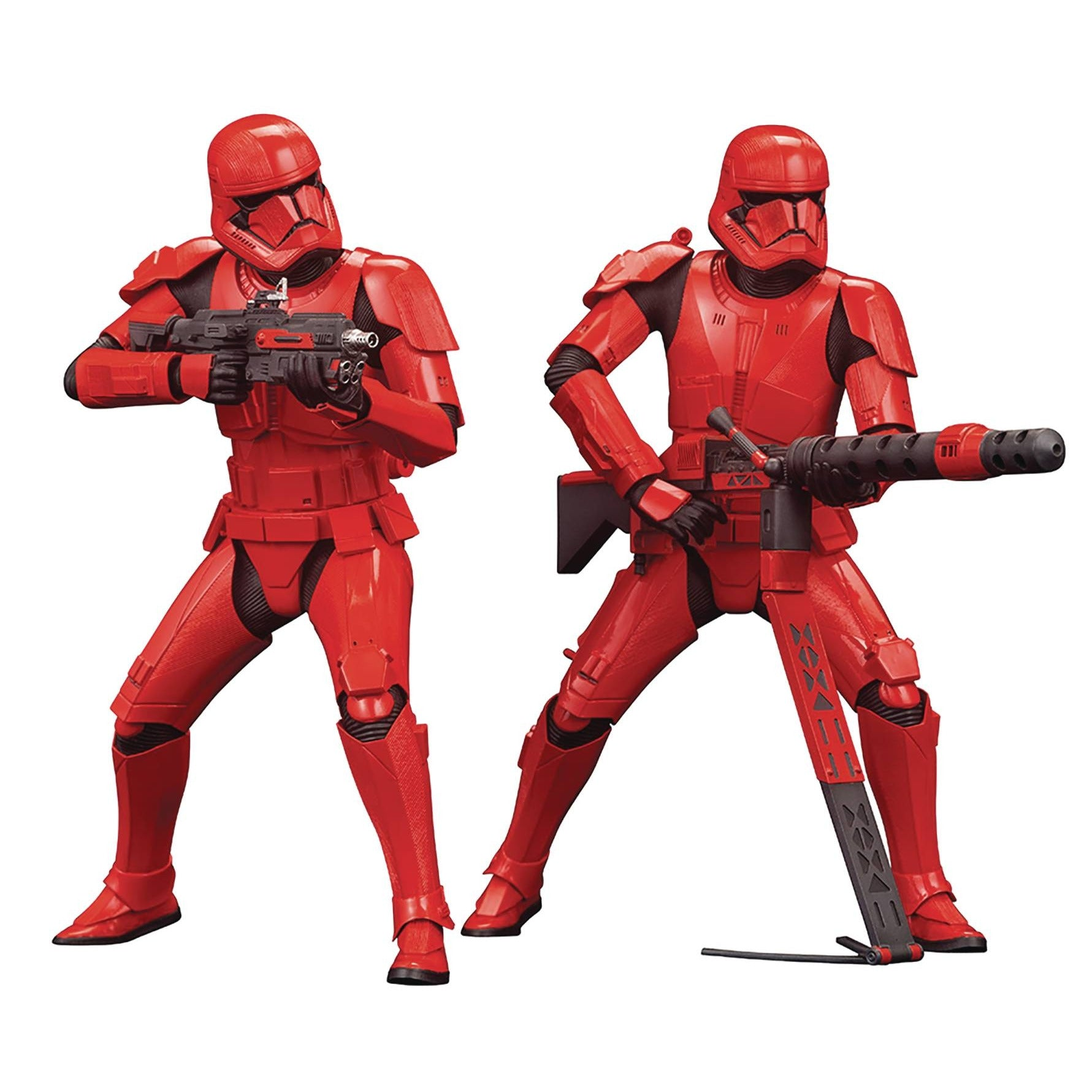 Star Wars: The Rise of Skywalker Sith Trooper ArtFx+ 2-Pack Figure Set