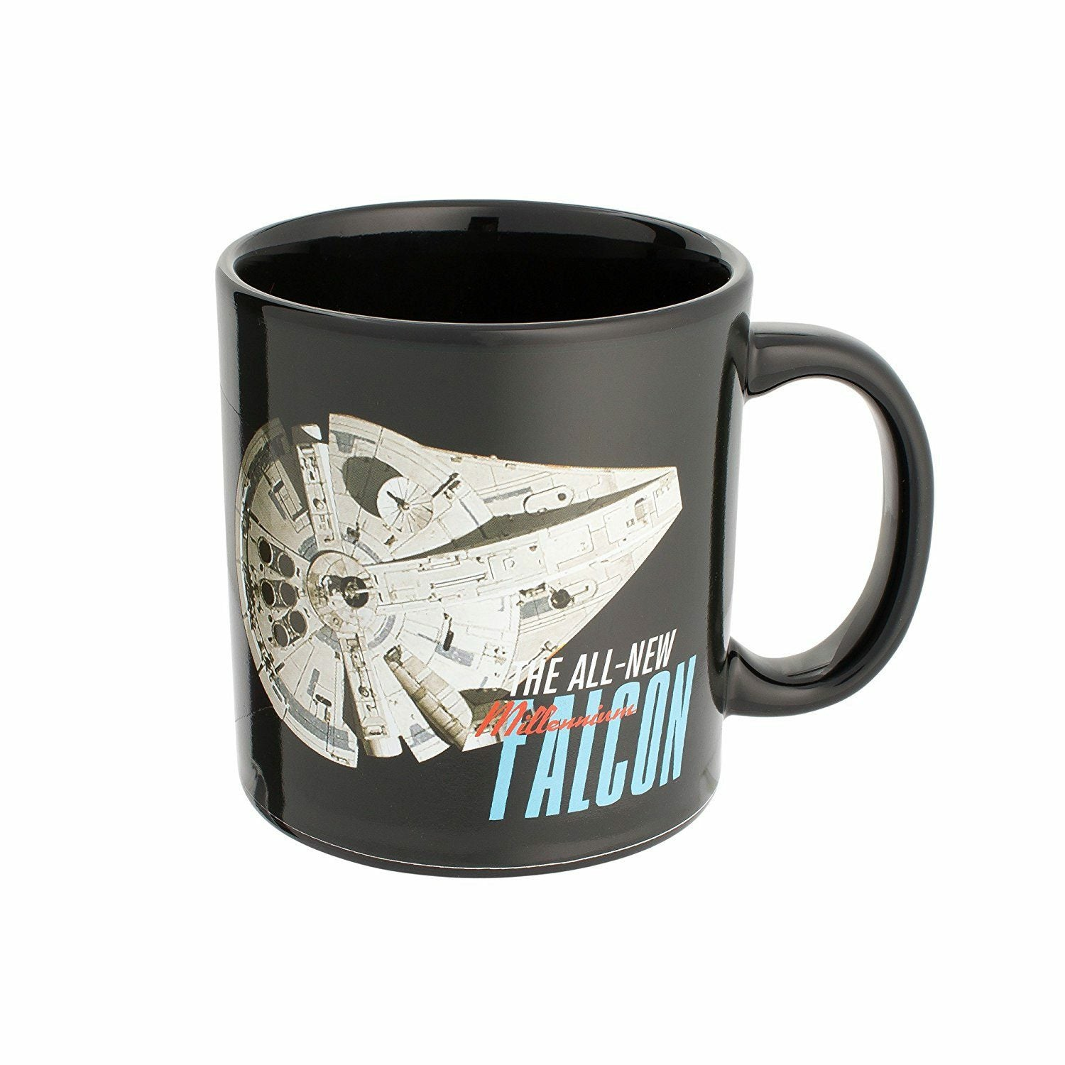 Star Wars Solo Millennium Falcon 20 oz. Heat Reactive Ceramic Mug