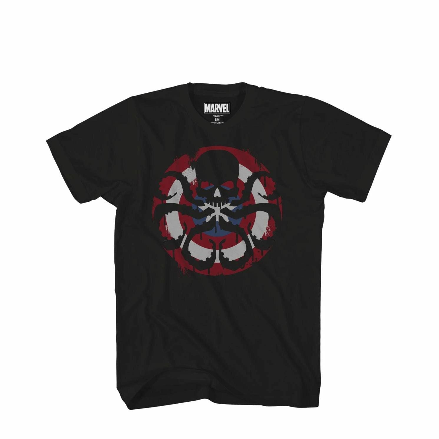 Marvel Captain Hydra Graphic T-Shirt