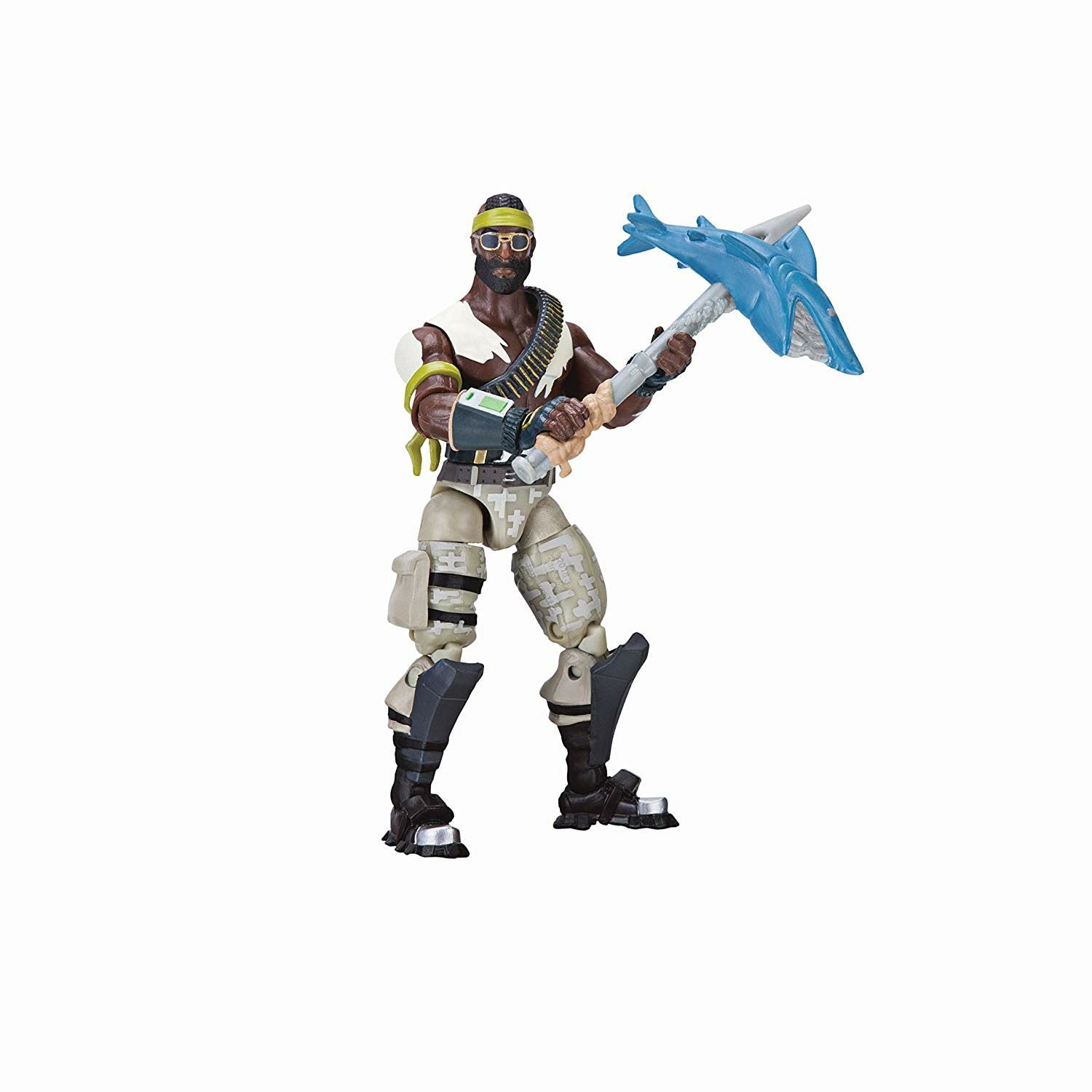 Fortnite Bandolier Solo Mode Action Figure