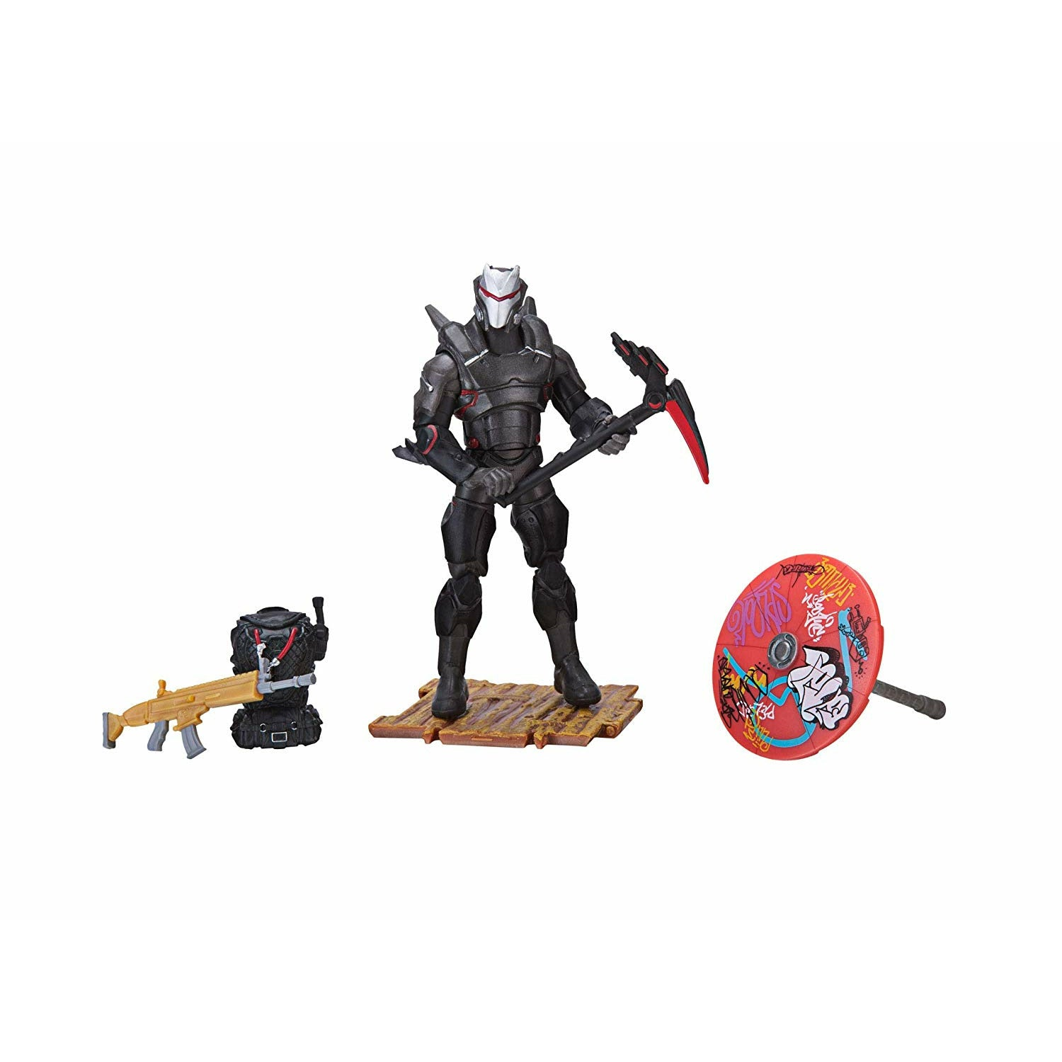 Fortnite Omega Early Game Survival Kit Action Figure