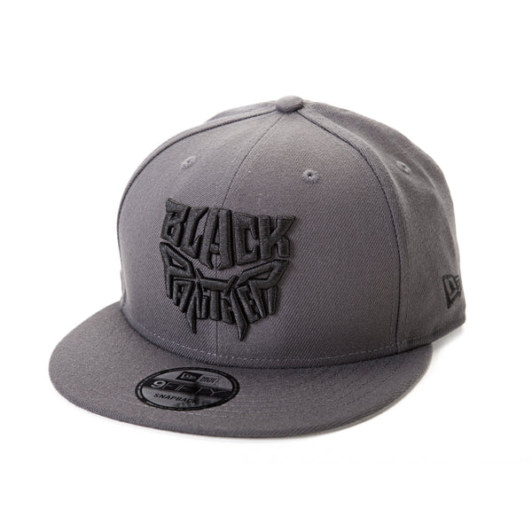 Marvel Black Panther Name Logo Outline 9Fifty Snapback Baseball Cap