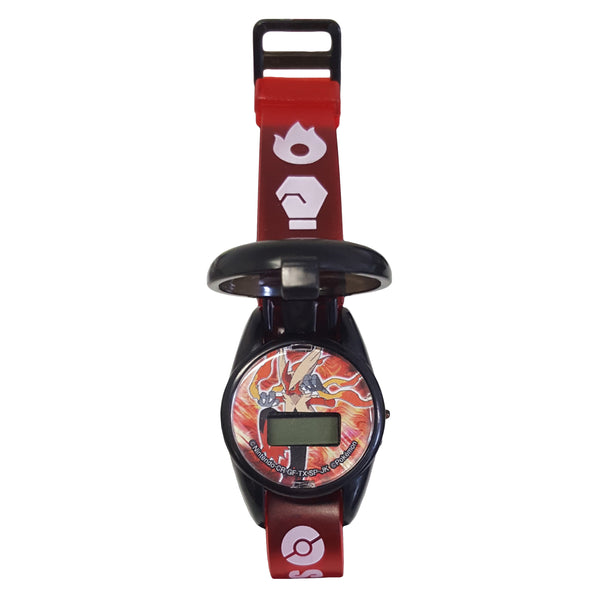 Pokemon: XY Pocket Monsters Series 2 Mega Blaziken Wrist Watch