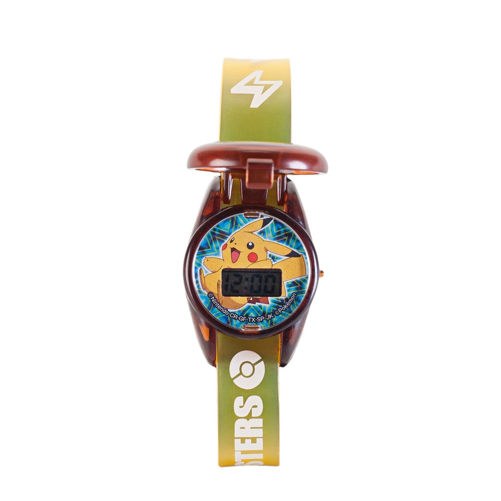 Pokemon: XY Pocket Monsters Series 2 Pikachu Wrist Watch