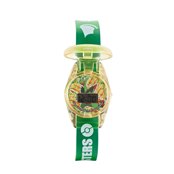 Pokemon: XY Pocket Monsters Series 2 Mega Sceptile Wrist Watch