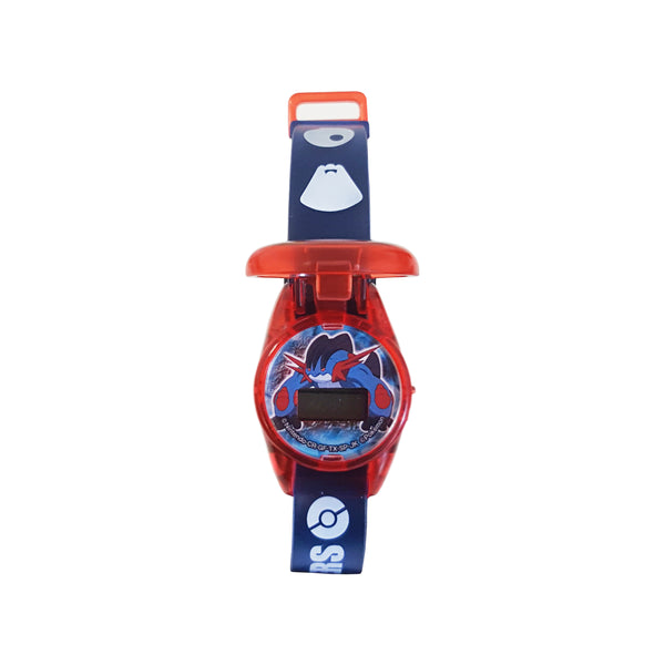 Pokemon: XY Pocket Monsters Series 2 Mega Swampert Wrist Watch