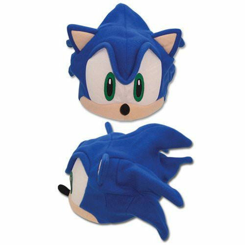 Sonic The Hedgehog Sonic Fleece Cosplay Cap