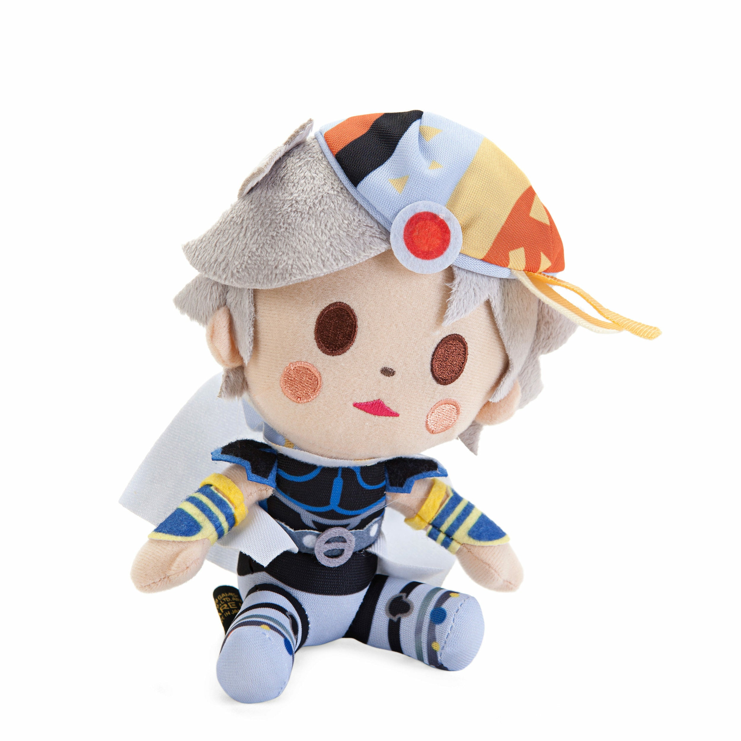 Final Fantasy All Stars Deformed Plush Vol. 3 Firion Plush Toy