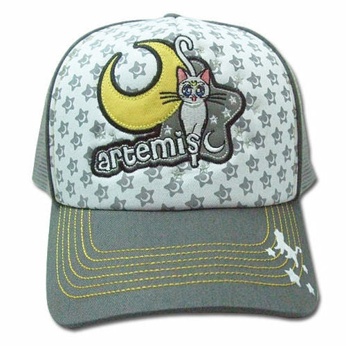 Sailormoon Artemis Trucker Cap