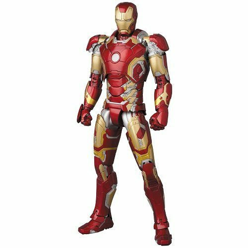 Marvel Avengers MAFEX No. 013 Iron Man Mark 43 Action Figure