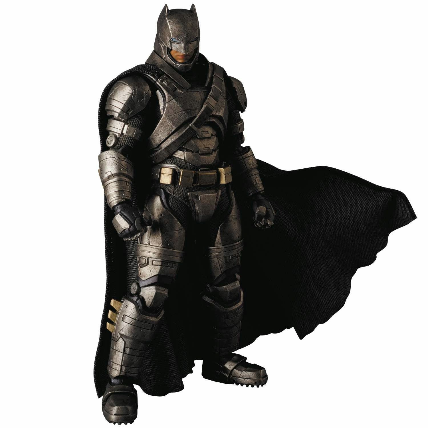 DC Comics Batman vs. Superman MAFEX No.023 Armored Batman Action Figure