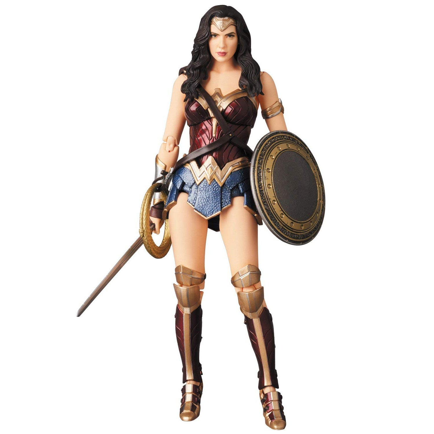 DC Comics Justice League Wonder Woman Mafex Action Figure