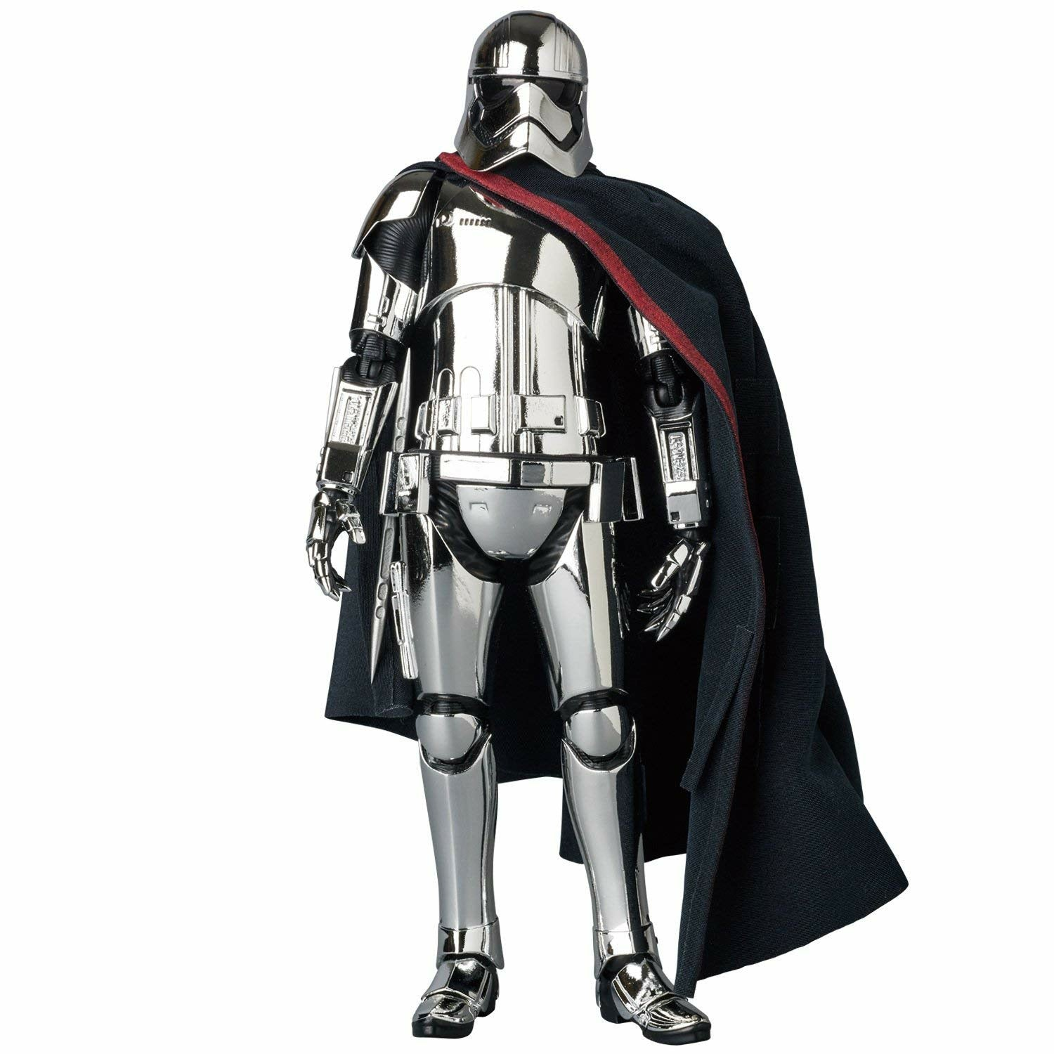 Star Wars: The Last Jedi MAFEX Captain Phasma Action Figure