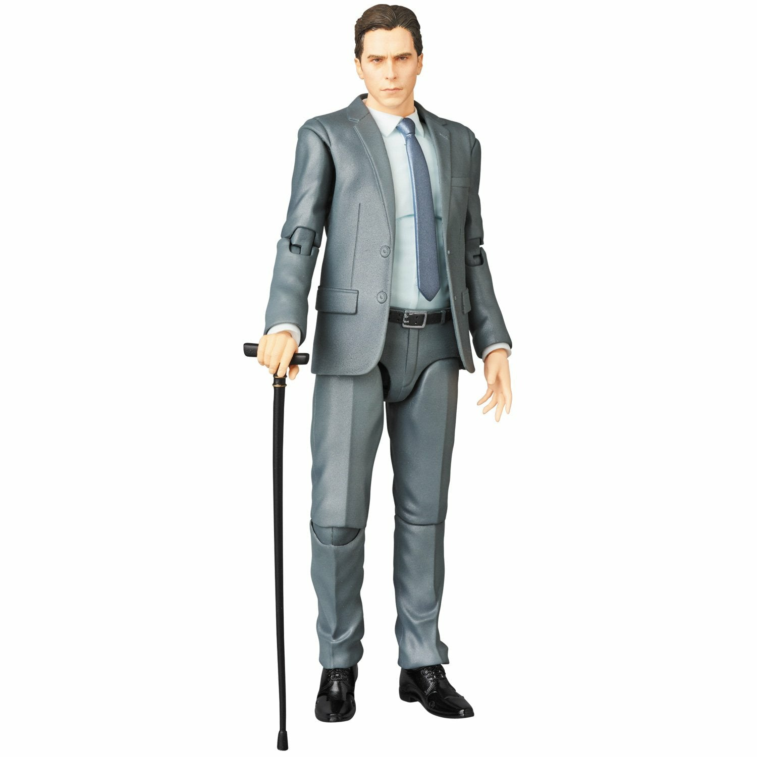 The Dark Knight Bruce Wayne The Dark Knight Trilogy Version Mafex Action Figure