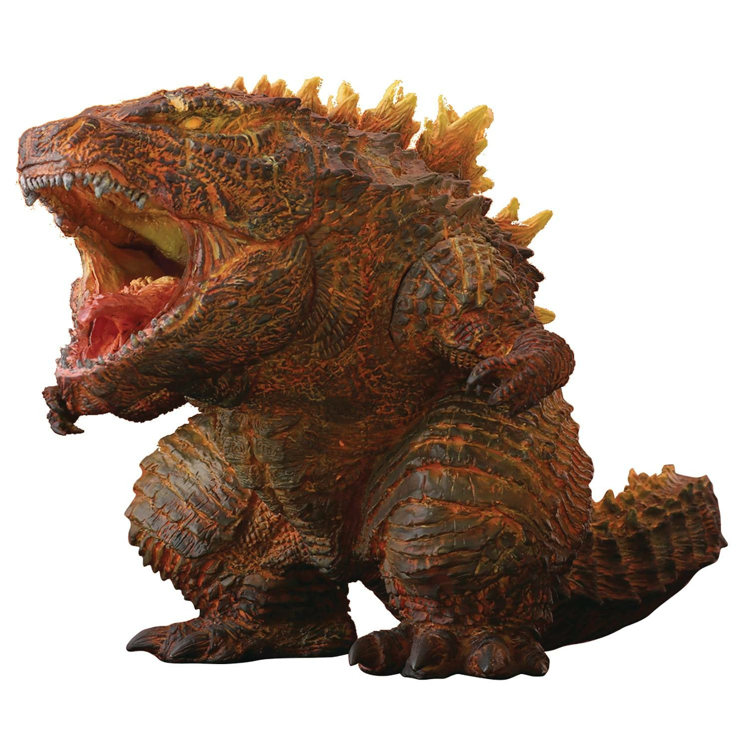 Burning Godzilla Defo Real Soft Vinyl Statue