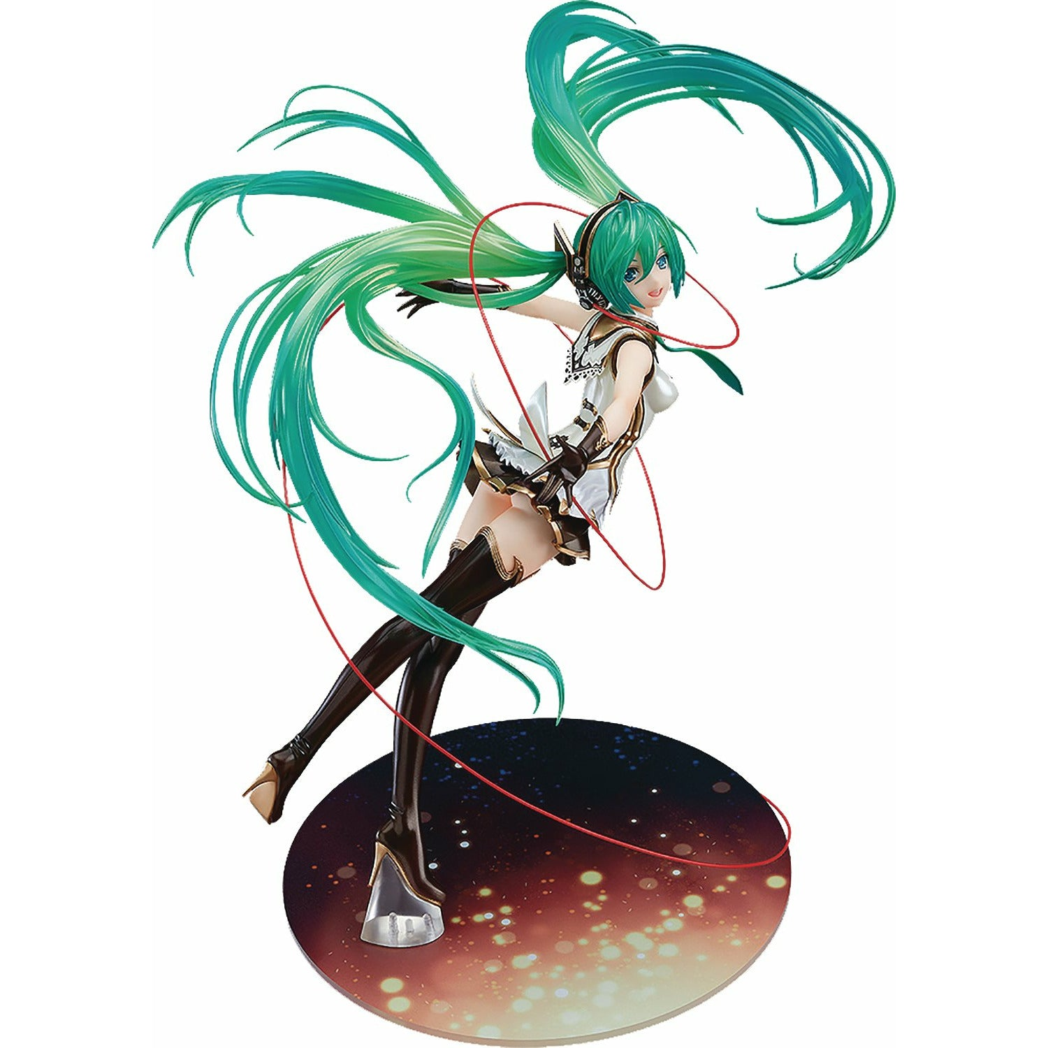 Rage of Bahamut Hatsune Miku Winter Heroine Ver. 1/8 Scale Figure