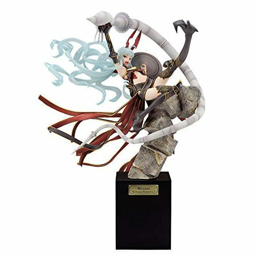 Valkyria Chronicles Aliasse 1/7 Scale PVC Figure