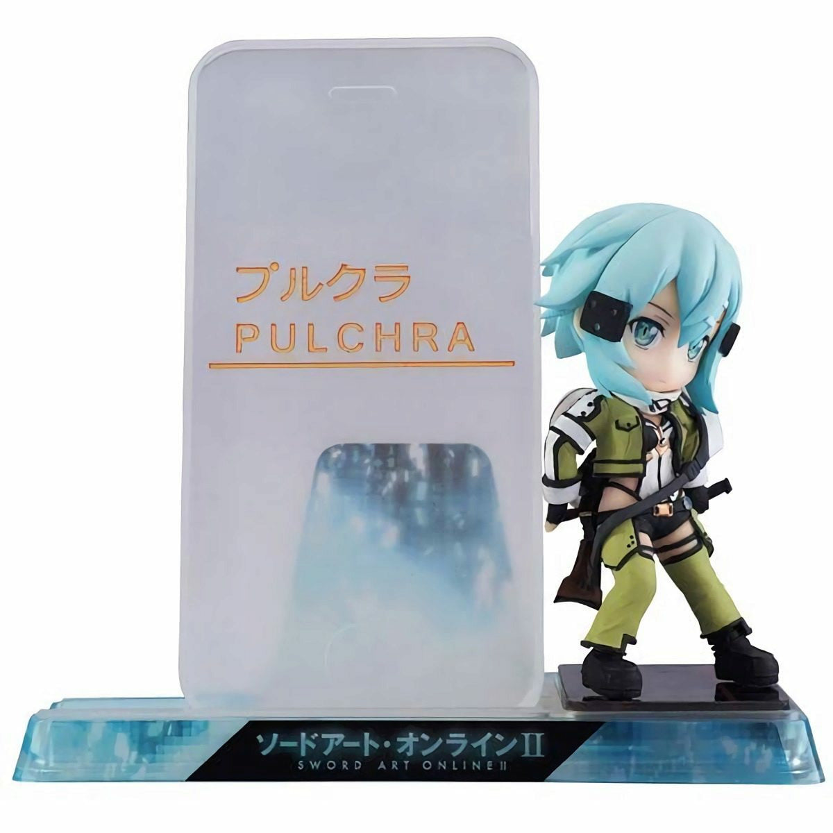 Sword Art Online II Sinon Cell Phone Stand